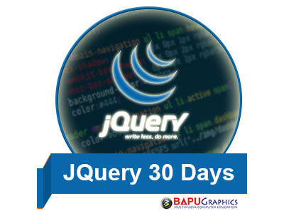 JQuery Fast Track Course 30 Days