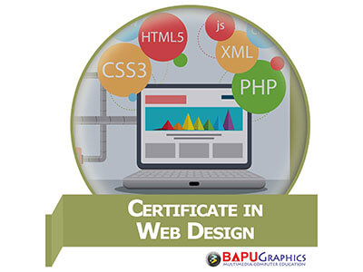 Certified Web Designing Course