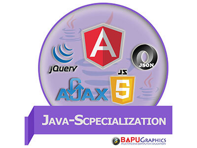 Java Specialization Course for Web