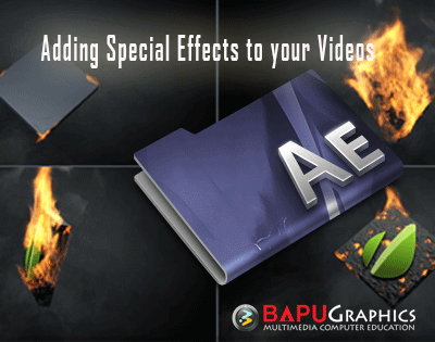 Workshop on Adding Special Effects to your Videos