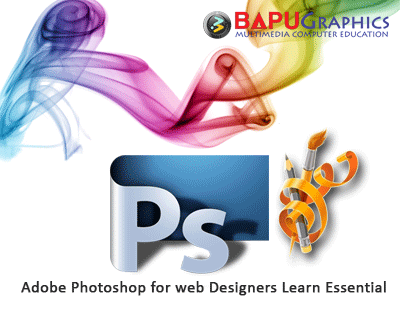Workshop on Adobe Photoshop for web Designers Learn Essential