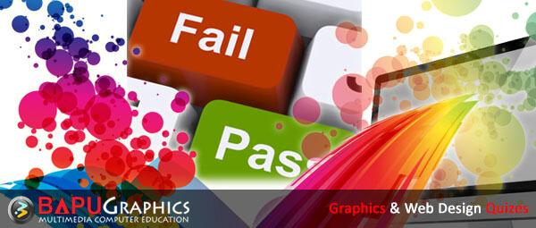 Graphicsandwebdesignquiz