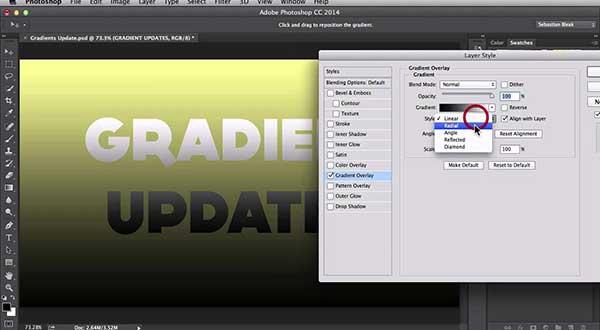 gradient-tool-example