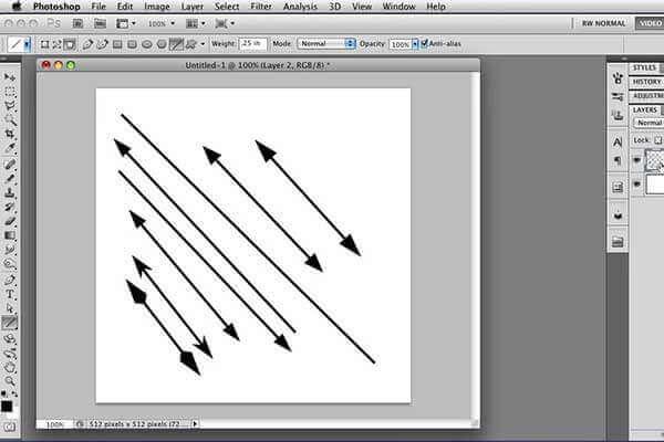 line-tool-example