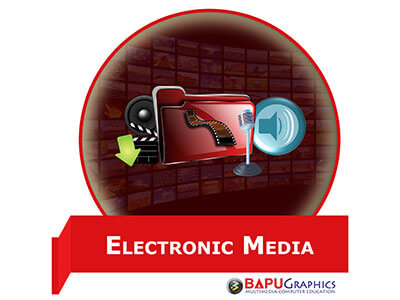 Learn Electronic Media Course by Best Institute in Delhi ...