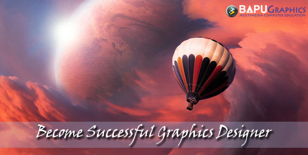 Become Successful Graphics Designer