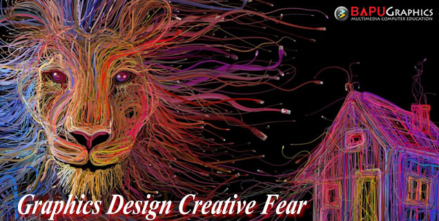 Graphics Design Creative Fear