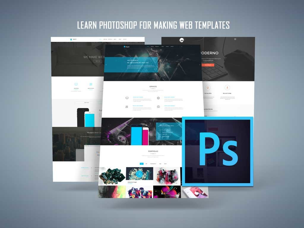 learn-photoshop-for-making-web-templates