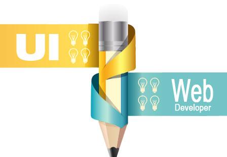 Difference between Web Developer vs UI Developer