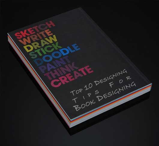 Top 10 Designing Tips for Book Designing