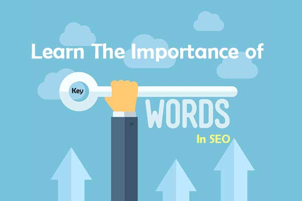 Learn The Importance of Keywords in SEO