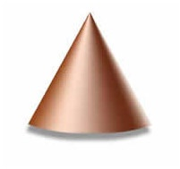Make a cone in Photoshop Photoshop Tutorial.Cone 06B