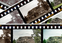 You can use it as a design element, or for displaying your photographs. Making a Filmstrip 01