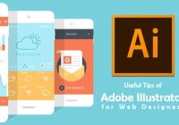Useful Tips of Adobe Illustrator for Web Designers