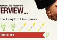 Very Important Job Interview Tips for Graphic Designers