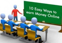 10 Easy Ways to earn Money Online