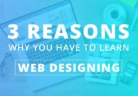 3 Reasons Why You Have To Learn Web Designing