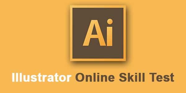 Illustrator Online Skill Test