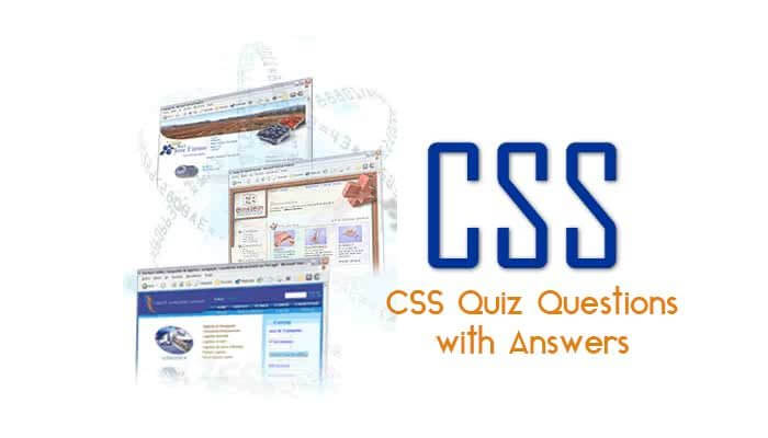 CSS Quiz Questions with Answers