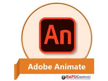Learn Adobe Animate Course at Bapu Graphics