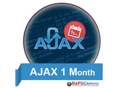 Ajax 1 Month Course