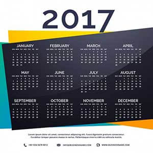 Calendar Design Worksheet