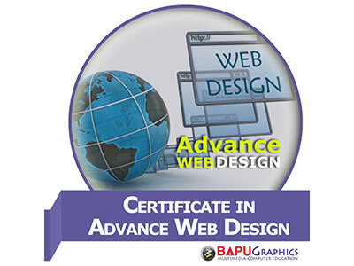 Certified Advance Web Designing Course