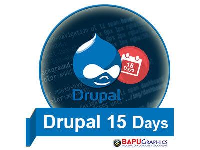 Drupal 15 Days Course