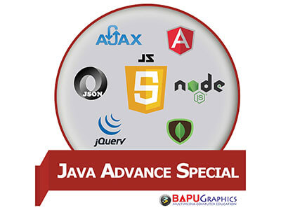 Java Advance Specialization course for Web