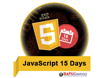 Java Script Fast Track Course 15 Days