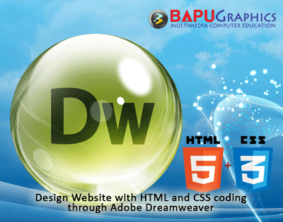 Workshop on Learn to Design Website with Adobe Dreamweaver
