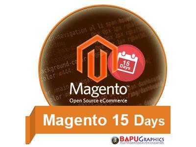 Magento 15 Days Course
