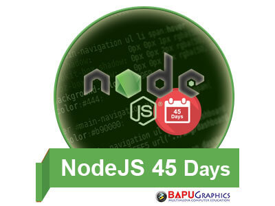 NodeJS 45 Days Course