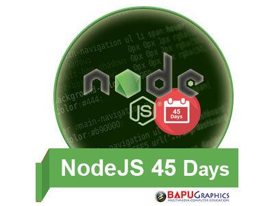 NodeJS 45 Days Course