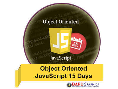 Object Oriented Javascript 15 Days