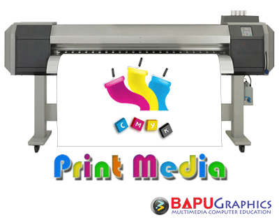 Workshop on Print Media with all Pre and Post Press Techniques