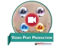 Video Post Production Course Details