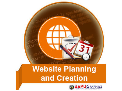 Website Planning and Creation