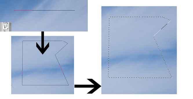 polygon-lasso-tool