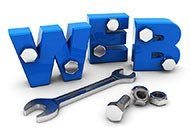 An image in web advance courses section