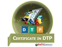Govt. Certified DTP Course