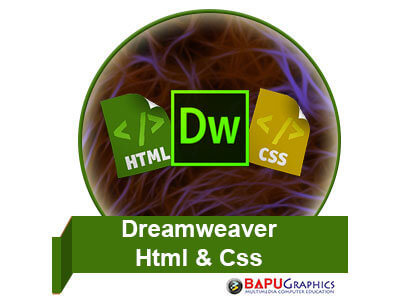 Learn Html Css and Dreamweaver Fast Track Course in Delhi