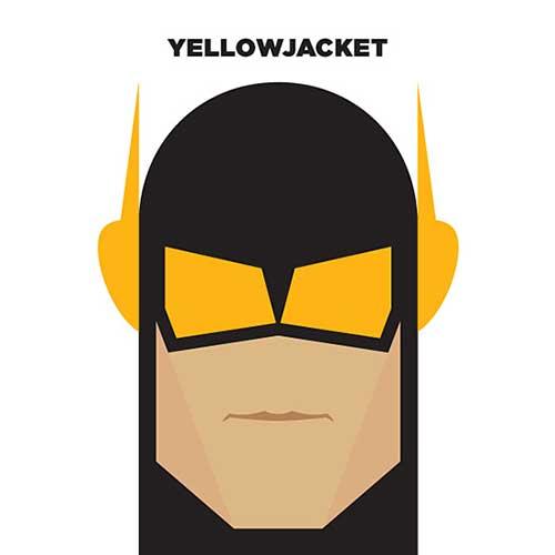 Super Hero Illustration 2
