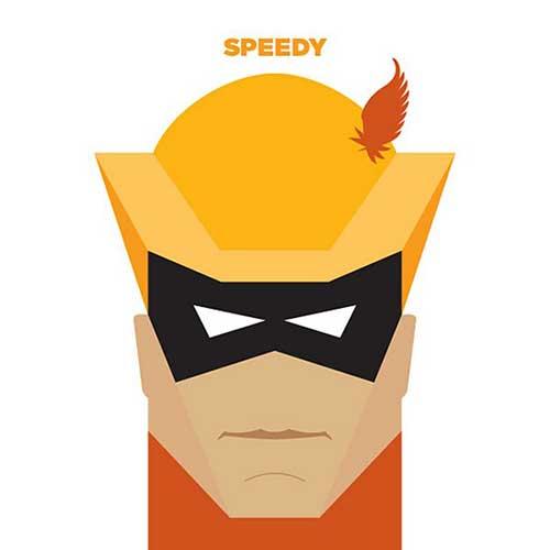 Super Hero Illustration 3