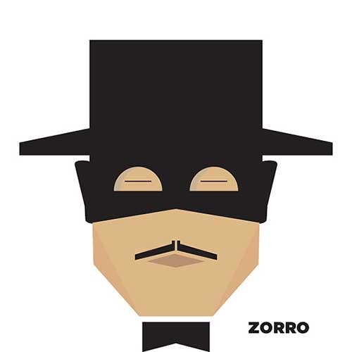 Super Hero Illustration 1
