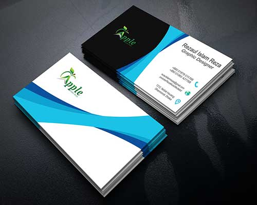 Visiting Card Design 12