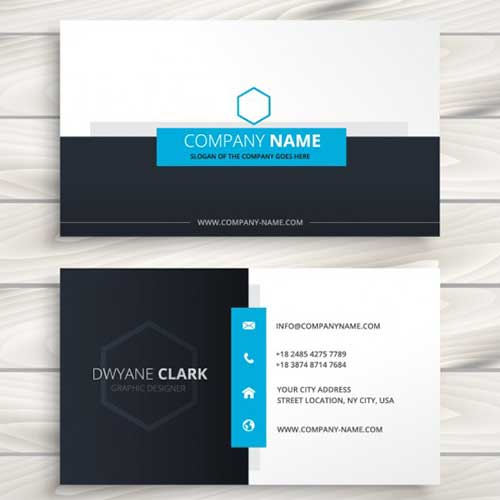Visiting Card Design 9