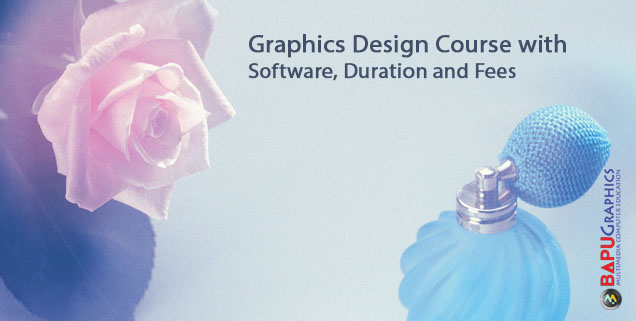 Graphics design course with software