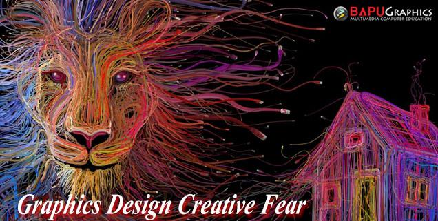 Graphics Design Creative Fear