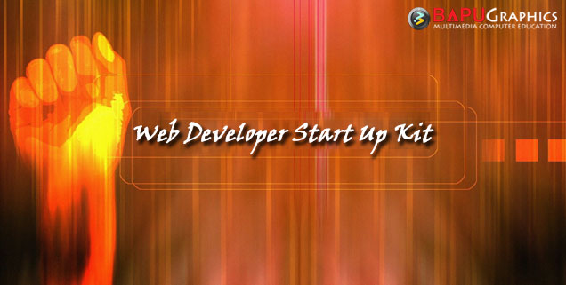 Web Developer Start Up Kit